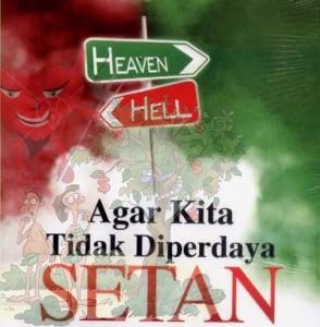 Cara Iblis Menjatuhkan Manusia