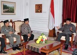 ketua ldii dengan presiden sby