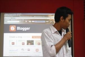 pelatihan blog gratis