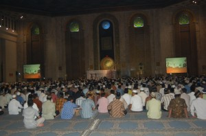 pengajian akbar isra' mi'raj 1432h
