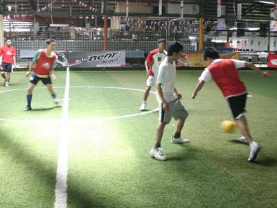 Lomba Futsal LDII CUP