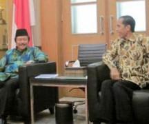 Jokowi Buka Rakerda LDII
