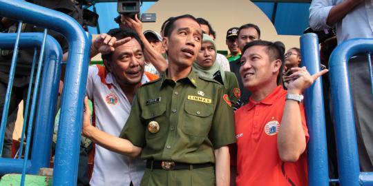 Jokowi Rangkul LDII Sosialisasikan Program Relokasi Warga