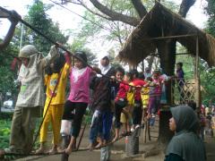 Outbond Caberawit LDII Surabaya Utara