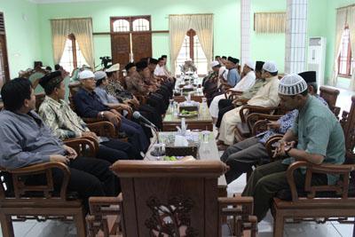 Kunjungan FKUB Surabaya ke Ponpes Walibarokah