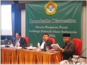 DPP LDII dengan Wakil Ketua PANSUS RUU ORMAS