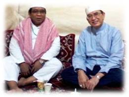 Ketum LDII dan Menteri Agama RI