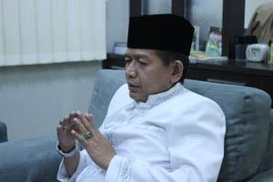 Ketum MUI Jakarta Pusat, Drs. KH. Yusuf Aman, MA.