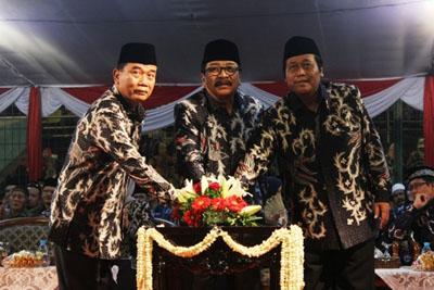Soekarwo Buka Perhelatan MTQ XXV Jawa Timur