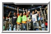 Prestasi Mubalegh Sarjana, Juara II Dunia ABU Robocon Vietnam