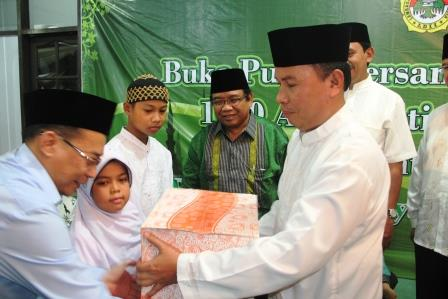 Menteri Agama Puji LDII Karena Peduli Kaum Dhuafa'