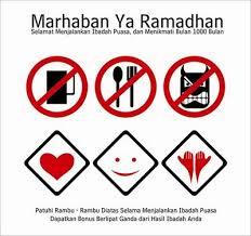 Beberapa Kemurahan Tidak Puasa Ramadhan