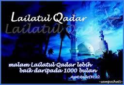 Wahyu Lailatul Qodar
