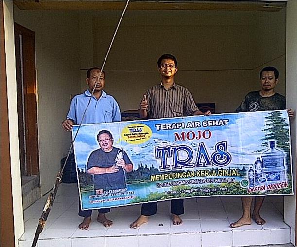 UB Untung Terus Barokah Semampir Surabaya
