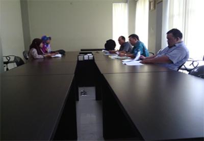 LDII Menerima Peneliti UINSA Surabaya
