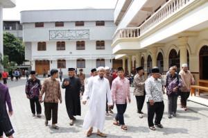 kunjungan PD Muhammadiyah ke LDII