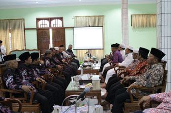 muhammadiyah kunjungi ponpes ldii