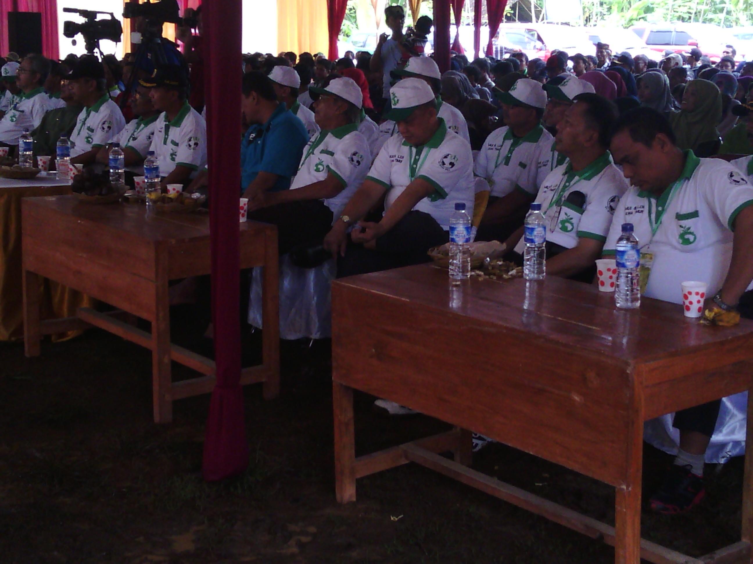 MUI Surabaya Turut Hadir Pada Penghijauan LDII