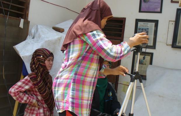 Pelatihan Video Editing Gratis Dari Remaja LDII