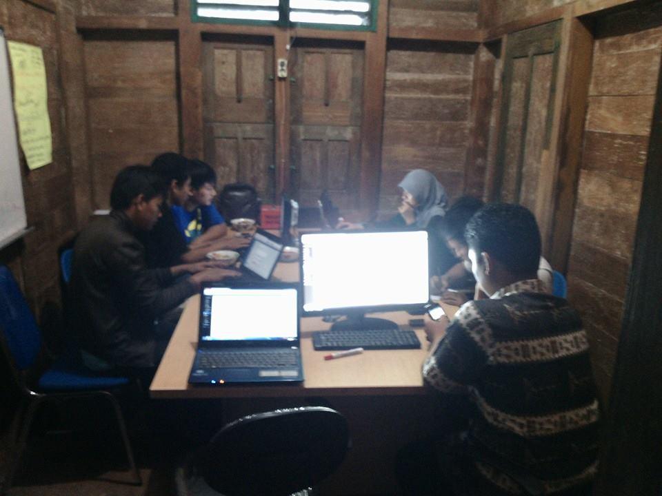 Pelatihan Website Gratis Untuk Pemuda LDII