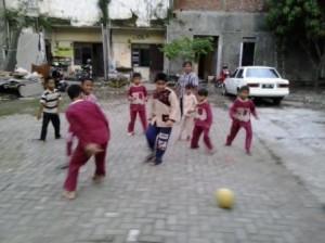 sepak bola caberawit ldii semampir