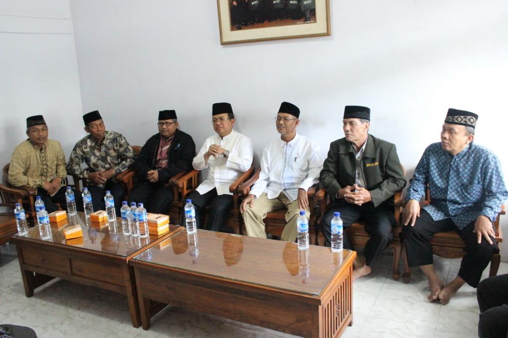 Wakil Ketua DPR RI ditengah-tengah Ulama LDII kota Surabaya