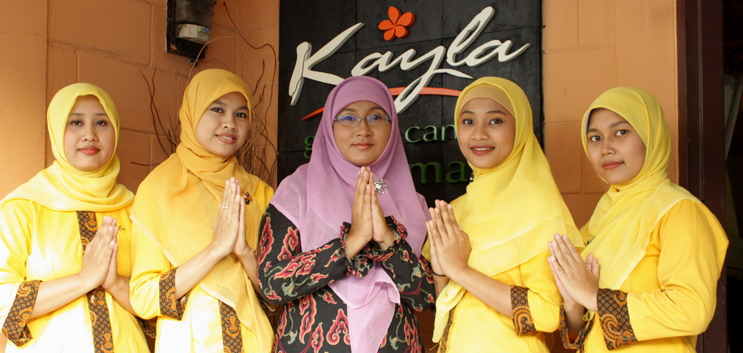 Salon Dan Spa Muslimah Surabaya