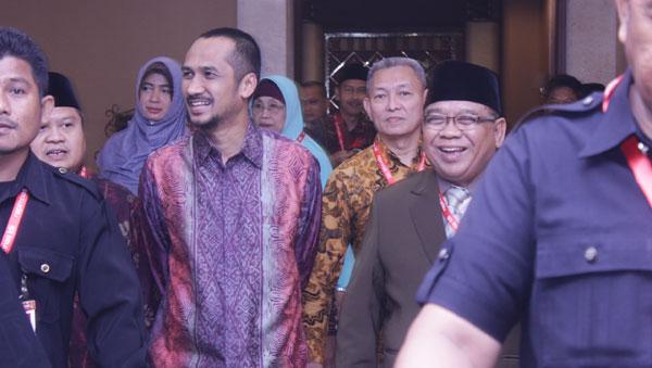 KPK Butuh Dukungan LDII Cegah Korupsi, Kata Abraham Samad