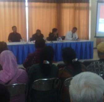 LDII Menghadiri Seminar Pemberdayaan ORKEMAS Pemkot Surabaya