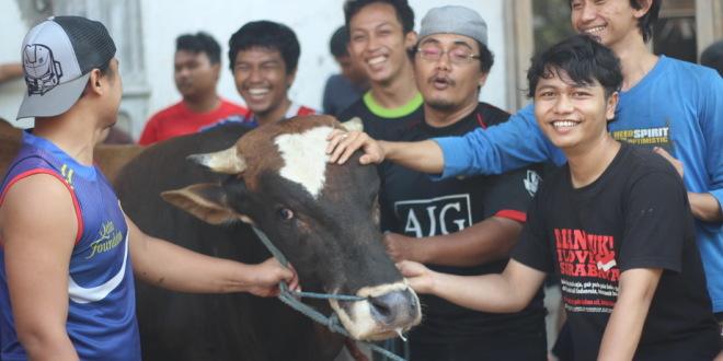 Pelaksanaan Idul Adha 1435 H warga LDII Surabaya