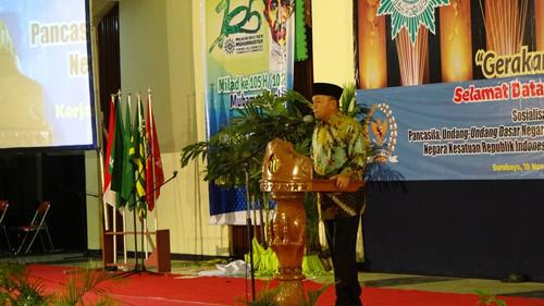 Tabligh Akbar Milad Ke-105 Muhammadiyah