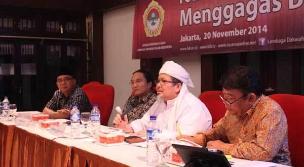 LDII Menggandeng ICMI dan MUI Menggagas BPJS Syariah