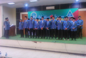 Pelantikan IPNU & IPPNU Surabaya Masa Khidmah 2014-2016