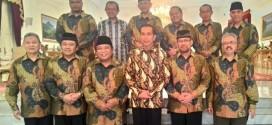 LDII Diterima Presiden RI, Bahas Radikalisme Sampai Ekonomi ASEAN