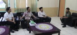Audiensi : DPD LDII Kota Surabaya dan Danrem 084/BJ Membahas Wawasan Kebangsaan