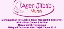 Agen Jilbab Murah