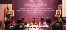 LDII Siap Berkontribusi Di Kongres Umat Islam Indonesia 2015