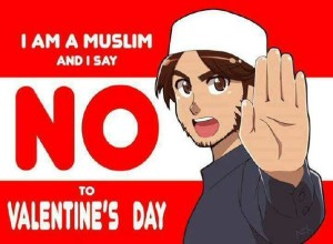 hukum valentine day menurut islam