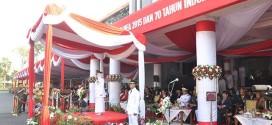 LDII Ikuti Upacara Bendera HUT ke-70 Kemerdekaan RI di Pemkot Surabaya
