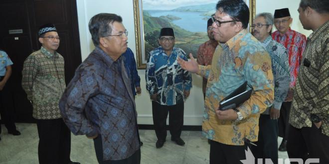 "Wapres Jusuf Kalla: ""LDII Turut Berperan Membangun Bangsa"""