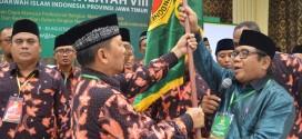 Amien Adhy Pimpin DPW LDII Jawa Timur Periode 2015-2020