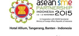 ASEAN SME PARTNERSHIP EXPO 2015