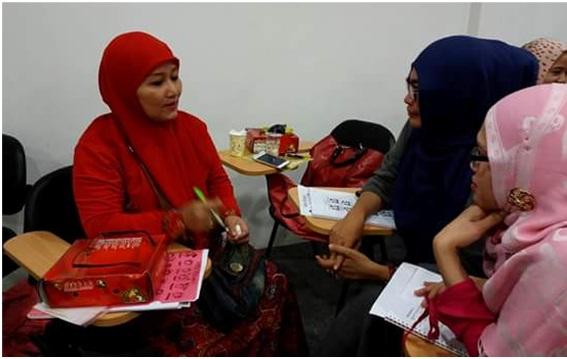 kegiatan workshop parenting ldii