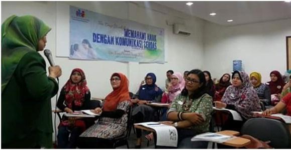 materi workshop tentang anak