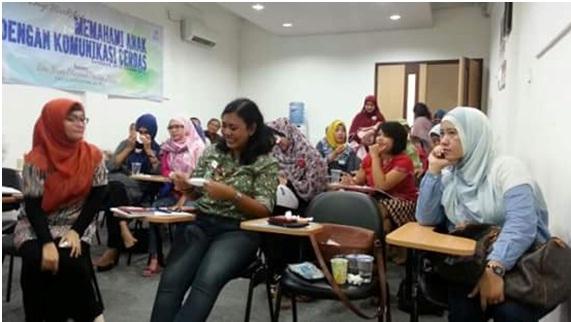pelatihan gratis melatih kecerdasan anak