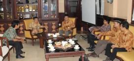 DPD LDII Kota Surabaya Audiensi dengan PJ Wali Kota