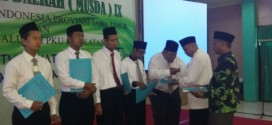 Pengukuhan Alumni Pendidikan Kader Ulama (PKU) Angkatan I-VI Majelis Ulama Indonesia (MUI) Provinsi Jawa Timur