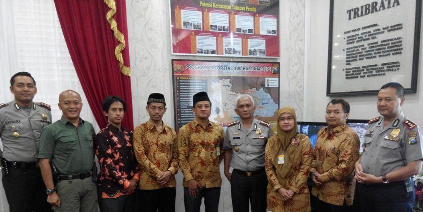Audiensi dg Kapolrestabes Surabaya 030216_2