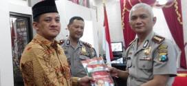 Kapolrestabes Surabaya: LDII Bisa Bantu Menumbuhkan Kepedulian Masyarakat
