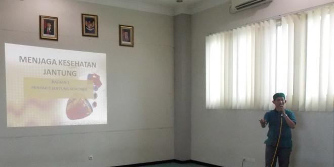 LDII Kenalkan Pentingnya Kesehatan dalam Perspektif Islam